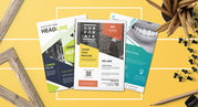 Online Business Flyers and Leaflet printing Cardiff UK