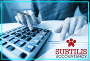Enjoy the best bookkeeping services with Subtilis Accountancy