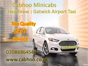 Cheap Taxi from Wallington to Luton Airport | 02086864545
