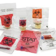 Biohazard Bag with Document Pouch!!!